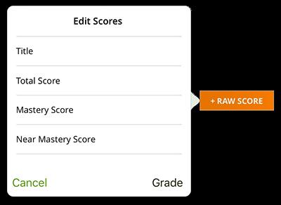 Edit-Scores II
