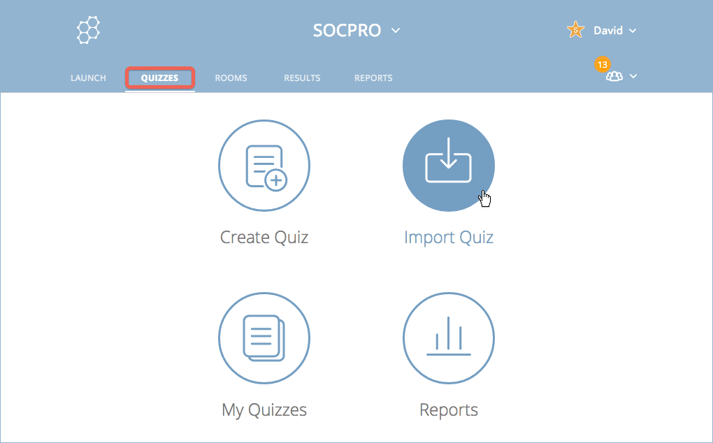 use the excel quiz import template � socrative help center